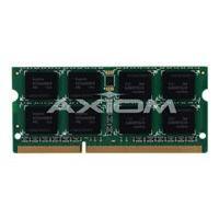 Axiom - DDR3 - 4 GB - SO-DIMM 204-pin - unbuffered