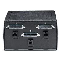 Black Box ABC Dual Switch - switch - 2 ports YLE SW180A