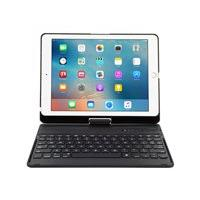 Targus VersaType - keyboard and folio case - with power bank - black