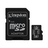 Kingston Canvas Select Plus - carte mémoire flash - 32 Go - microSDHC UHS-I