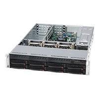 Supermicro SC829 TQ-R920UB - rack-mountable - 2U - extended ATX  RM