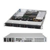 Supermicro SC119 TQ-R700UB - rack-mountable - 1U  DESK