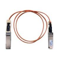 Cisco Direct-Attach Active Optical Cable - network cable - 10 m - beige  CABL