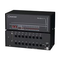 Black Box MicroSwitch 6SP - switch - 6 ports