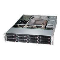 Supermicro SC826 BE26-R920UB - rack-mountable - 2U