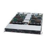 Supermicro SuperServer 6016TT-IBXF - Montable sur rack - pas de processeur - 0 Go