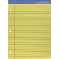 Sparco Premium Grade 3HP Legal Ruled Pads