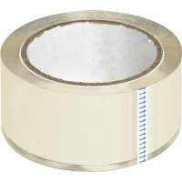 Sparco Crystal Clear to the Core Packaging Tape