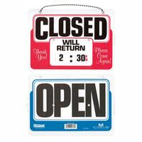 OPEN/CLOSE WILL RETURN TIME