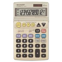 Sharp Calculators EL782CS Desktop Calculator