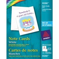 Avery® Inkjet Print Note Card