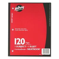 NEATBK 1 SUJ 10.5x8 PERF