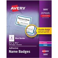 Avery® Name Badge Label