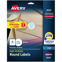 Avery® Round Label
