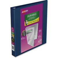 Avery® Durable View Slant-D Presentation Binder