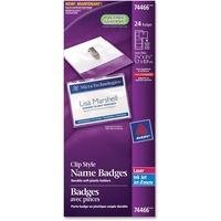 Avery® 74466 Laser/Inkjet Badge Insert