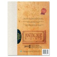 First Base Antique Bond 78722 Laser Print Bond Paper