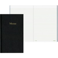 Blueline Glue Binding Side Open Memo Book