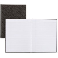Blueline Ostrich Finish Exec Business Notebook