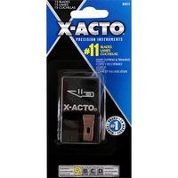 Elmer's X-ACTO No. 11 Fine Point Blades Dispenser