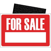 8X12 SIGN KIT FOR SALE BLC/RGE
