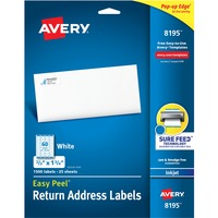 Avery® Return Address Label