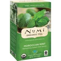 Numi Moroccan Mint Herbal Organic Tea