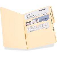 Pendaflex Divide-it-Up Multi Section File Folder