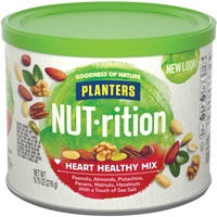 Planters Kraft NUT-rition Heart Healthy Mix