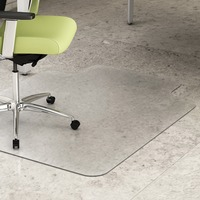 deflecto EnvironMat Wide Lip Hard Floor Chairmat