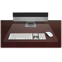 Lorell Matte-finish Rectangular Desk Pads