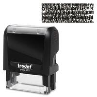 TIMBRE S-PRINTY