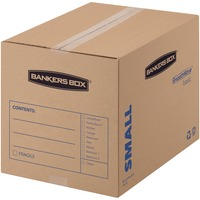 Fellowes SmoothMove™ Basic Moving Boxes, Small