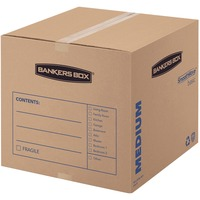 SmoothMove™ Basic Moving Boxes, Medium