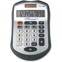 Compucessory 22086 10 Digit Handy Calculator
