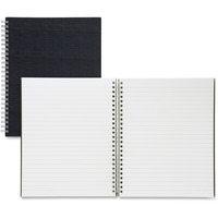 Sparco Twin-wire 9x7 Linen Notebook