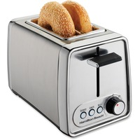 Hamilton Beach Extra-wide 2-slice Toaster