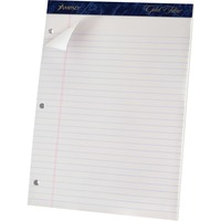 TOPS Gold Fibre Micro-Perforated Notepad