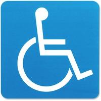 Headline Handicap Symbol Sign