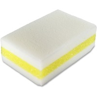 Genuine Joe Dual-Sided Melamine Eraser Amazing Sponge