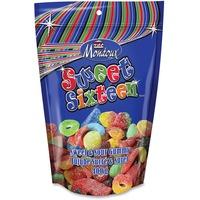 Mondoux Sweet Sixteen Sweet/Sour Gummy Candy