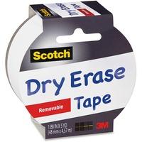 Scotch White Dry Erase Tape