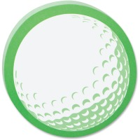 Post-it Golf Ball Print Super Sticky Notes