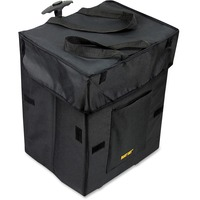 dbest Smart Travel/Luggage Case Laundry, Grocery, Book - Black