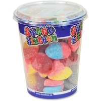 Mondoux SWEET SIXTEEN Sour Gummy Candy Cup