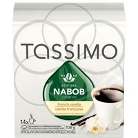 NABOB Tassimo French Vanilla Coffee