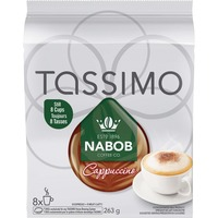 NABOB Tassimo Cappucino Pods