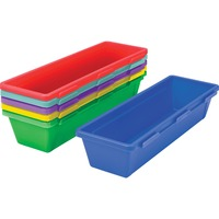Storex Interlocking Storage Pencil Tray
