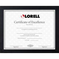 Lorell Certificate Frame