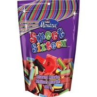 Mondoux SWEET SIXTEEN Assorted Licorice Candy